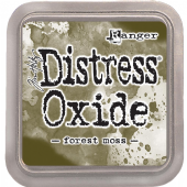 Tim Holtz Distress Oxide Ink Pad - Forest Moss - TDO55976